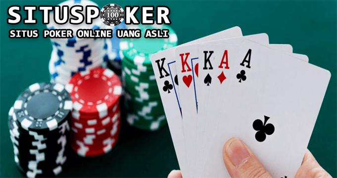 Ketahui Ini Jika Ingin Menang Main Poker Uang Asli